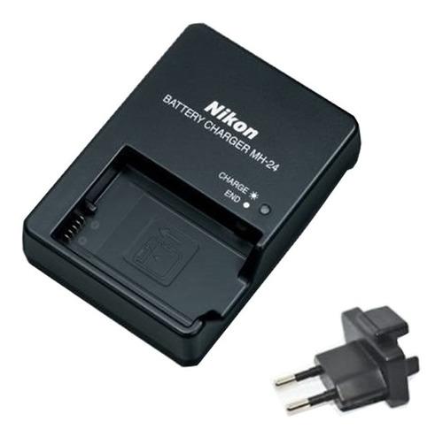 Cargador Nikon D Mh-24 D5300 D5200 D3300  Ph Ventas