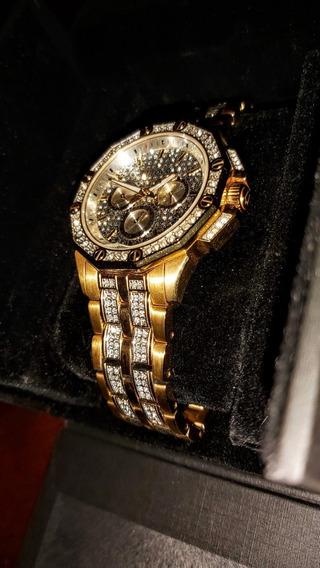 Bulova 98c126 Reloj En Caja