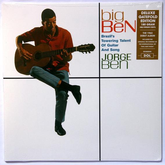 Lp Jorge Ben Samba Esquema Novo 180g Importado Deluxe 12x