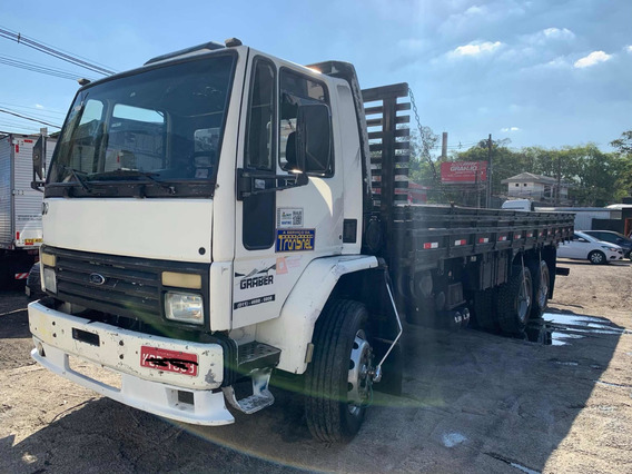 Ford Cargo 1415 Truck 6x2 Carroceria 98 24250 2425 1620 1513