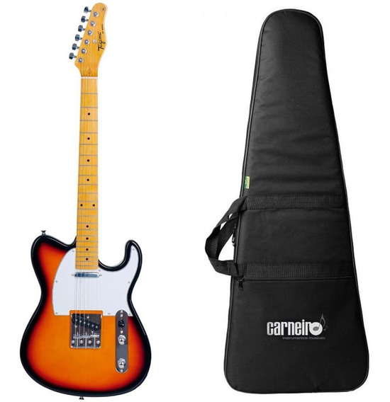 Guitarra Telecaster Tagima Tw 55 Sunburst + Capa