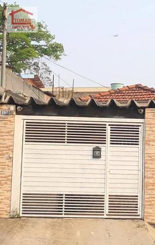 Casa Com 2 Dormitórios À Venda, 64 M² Por R$ 430.000,00 - Jaraguá - São Paulo/sp - Ca0913