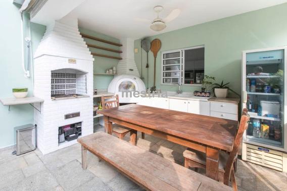 Casa Super Especial Com Piscina, Espaço Gourmet, Jardim E Muito Charme! - Di21589