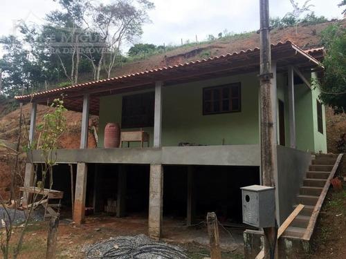 Imagem 1 de 15 de Casa Em Lagoinha  -  Miguel Pereira - 2571