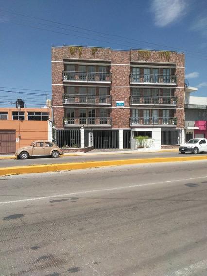 Departamento En Renta Esteban De Antuñano, Libertad