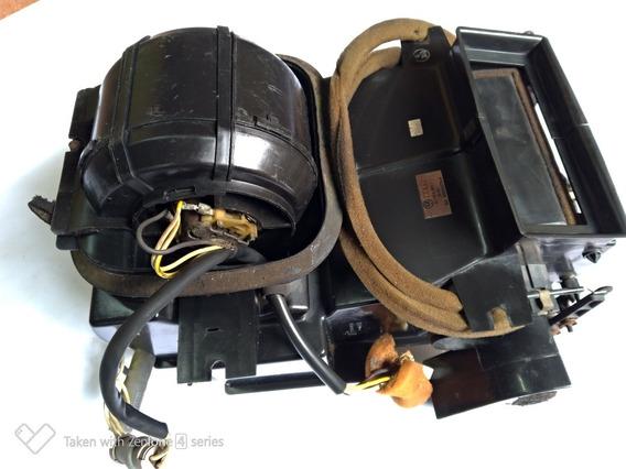Caixa Ar Forcado Ventilação Vwgol Quadrado Cl Gl Com Motor