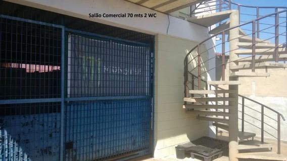 Salão Comercial À Venda, Parque São Bento, Sorocaba. - Sl0068