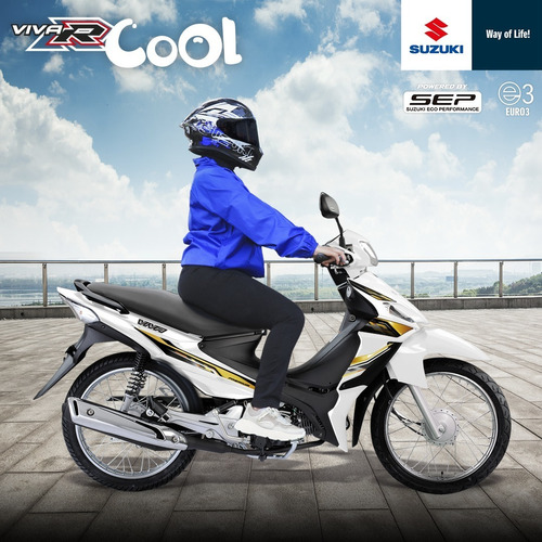 Suzuki, Viva R Cool Euro 3