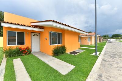 Casas Nuevas En Venta Palma Real 2 En Sayula, Jalisco