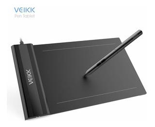 Tableta Digitalizadora Veikk S640 15.2x10.2cm 8192 Np