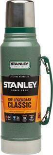 Termo Stanley 1l. Acero Inoxidable Verde Original