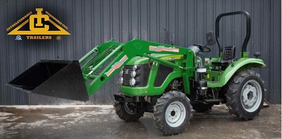 Tractores Agrícolas Chery Bylion 30 Hp Hanomag