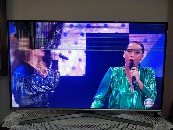 Samsung Tv Led Un40j5500 Defeito Na Tela 439,00