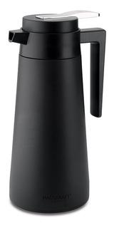 Garrafa Térmica Preta 1,6l Chá Café Leite Água Quente