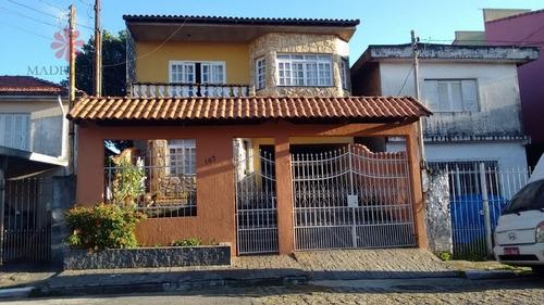 Imagem 1 de 15 de Casa Sobrado Em Vila Buenos Aires  -  São Paulo - 1119