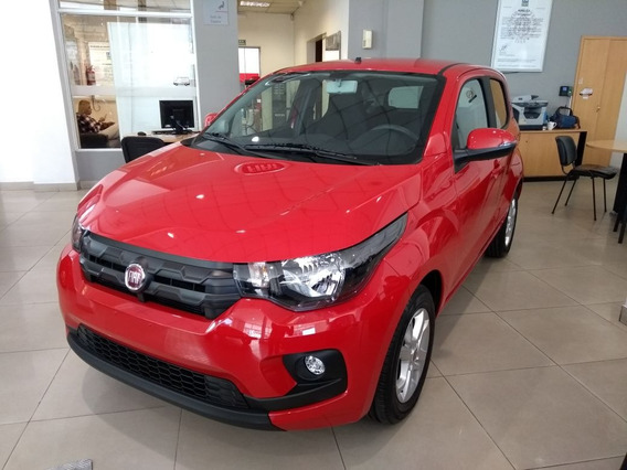 Fiat Mobi 1.0 Easy Pack Top Financiación Economica