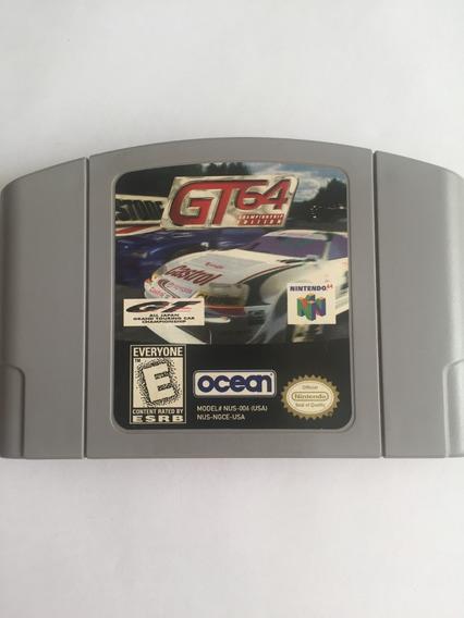 Gt 64 Chanpionship Nintendo 64