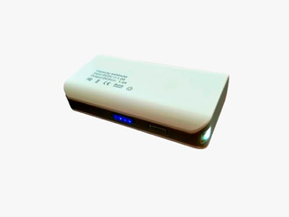 Power Bank Bateria Portatil 4400 Mah (incluye Luz Led)-dosyu