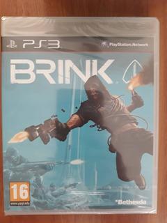 Brink Ps3 Nuevo & Sellado
