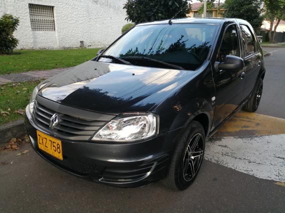 Renault Logan Familier 2015