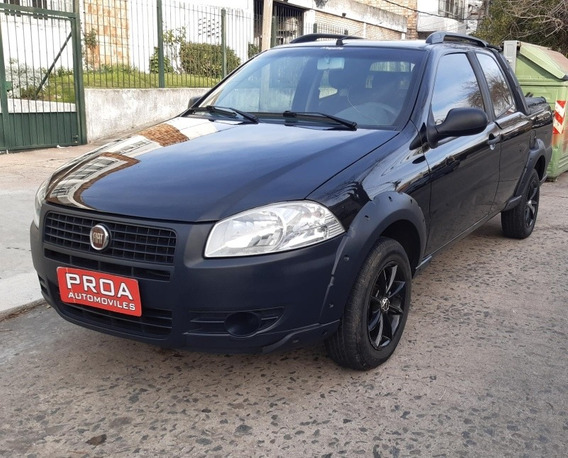 Fiat Strada 1.4 Working Cd C/aa 2014