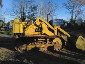 Traxcavator Caterpillar Diesel