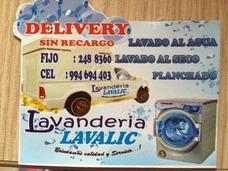 Servicio De Lavanderia / Tintoreria