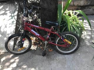 Bicicleta Niños R 16 Impecable