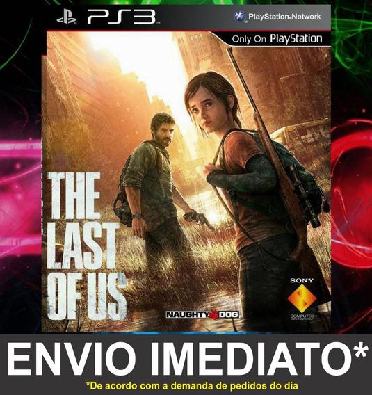 Jogo Ps3 The Last Of Us Digital Em Português