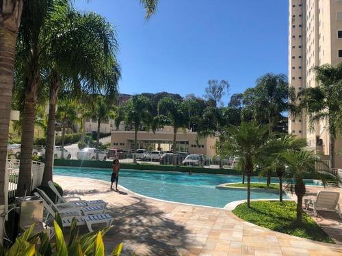 Apartamento À Venda, 69 M² Por R$ 340.000,20 - Vila Iracema - Barueri/sp - 12612