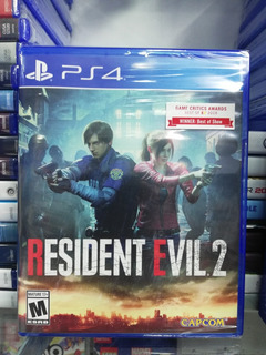 Resident Evil 2 Ps4 Juego