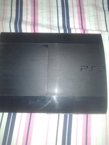 Ps3 12gb 1 Controle Sem Fio Original Da Sony, Todos Os Cabos