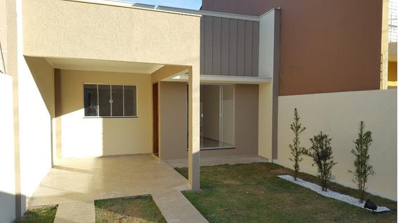Linda Casa Em Londrina/pr. Imóvel Novo. Ótima Localização