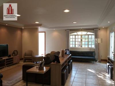 Sobrado Com 3 Dormitórios À Venda, 425 M² Por R$ 849.000 - Ponte Grande - Guarulhos/sp - So0046