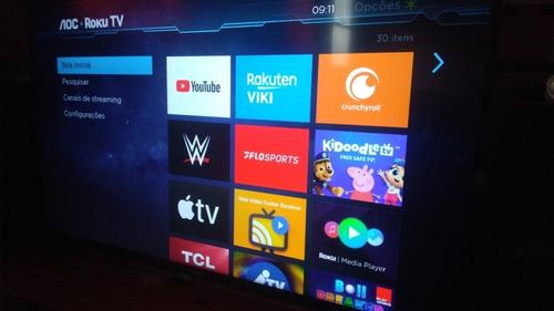 Imagem 1 de 5 de Smart Tv 43