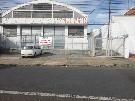 Barracão Para Locação Em Campinas-sp De Frente Para Rodovia Anhanguera - 1230