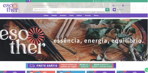 E-commerce Com Ate 50 Produtos Por Apenas 1.500,00