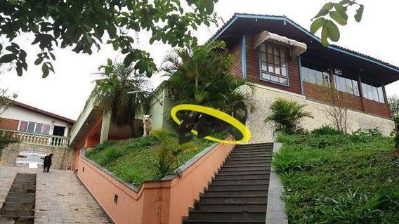 Chácara Com 3 Dormitórios À Venda, 1380 M² Por R$ 600.000,00 - Parque Rizzo - Cotia/sp - Ch0158