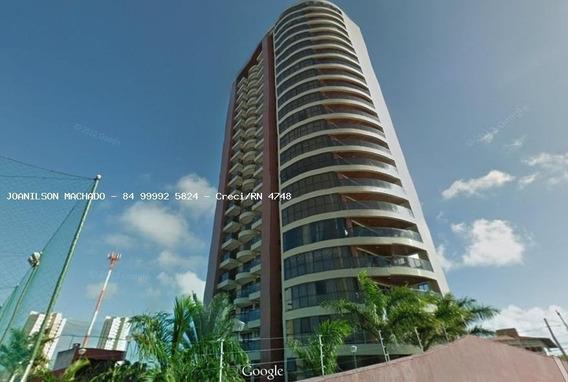 Apartamento Para Venda Em Natal, Ponta Negra - Solar Mares De Ponta Negra, 4 Dormitórios, 4 Suítes, 6 Banheiros, 4 Vagas - Ap0975-so_2-845310