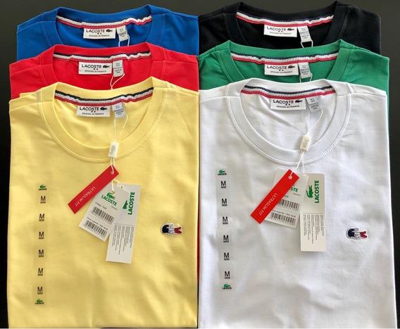 Kit 10 Camisetas Atacado Masculina Peruanas Promoção France
