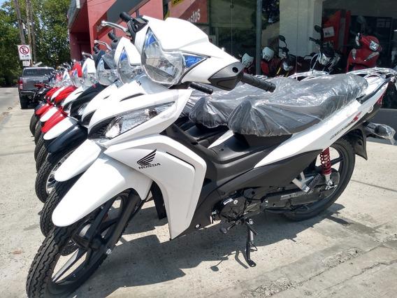 Honda Wave 110 C/d 2020 0km Entrega Inmediata- Power Bikes