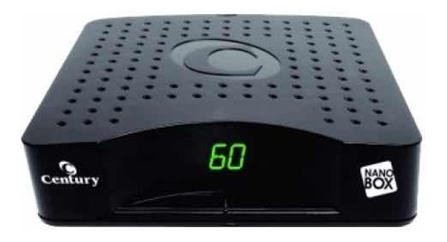 Receptor Century Nano Box Antena Parabolica Controle Inteli