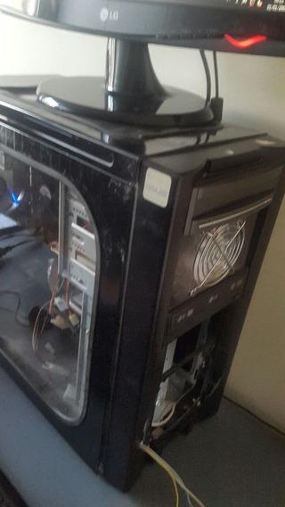 Computador Pentium 4 3 Ghz, 1gb Ram, 80gb Hd, Geforce 7300