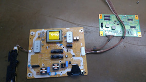 Placa Fonte+inverter Tv Panasonic Tc39as600b