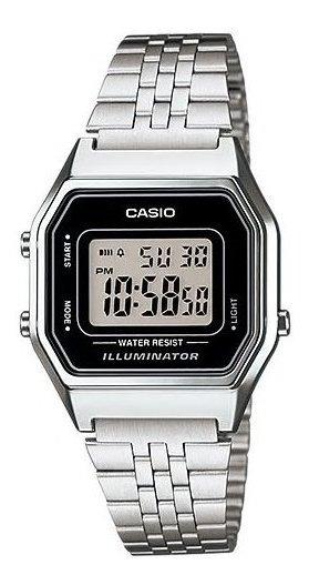 Relogio Casio Cx Plastico - La680wa-1