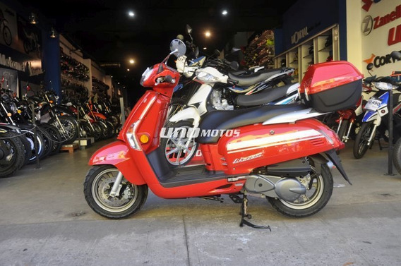 Kymco Like 200 0km No Suzuki An 125 0km