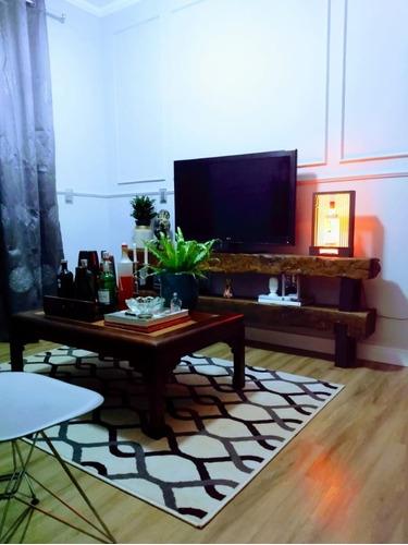 Imagem 1 de 11 de Apartamento - Ap00344 - 69877979
