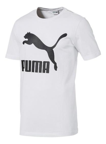Remera Puma Classics Logo Tee 577914 62 Mujer 57791462