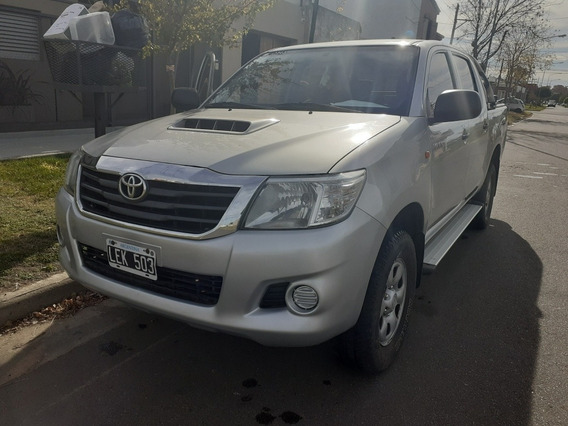 Toyota Hilux 2.5 Cs Dx I 120cv 4x2 2012