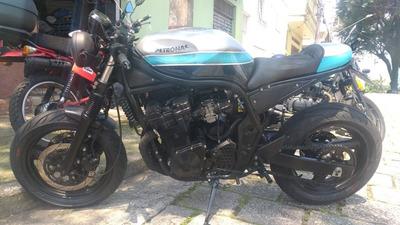 Moto Caferacer Scrambler Custom